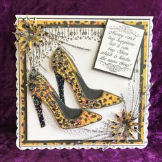 Chloes Creative Cards, Stamps By Chloe, Crafters Companion Cards, Chloe Shoes, Handmade Birthday Cards, Buy Shoes, Anniversary Cards, Diy Art, Cardmaking
