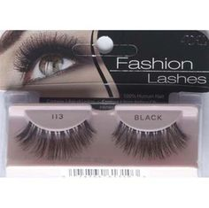 f7877af8d25 Luxe Beauty Supply - Ardell Fashion Lash 113 Black, $3.99 (http://