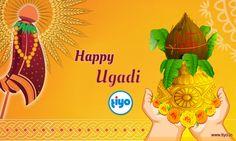 #Tiyo wishes you a very happy and prosperous Ugadi & Gudi Padwa. (https://tiyo.in)