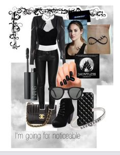 Tris Prior from Divergent created by me✨on Polyvore