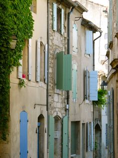 """Sainte-Remy, Provence, France """"Been there and loved it! Fos Sur Mer, Site Archéologique, Sainte Marie, Vintage Doors, The Time Is Now, Unique Doors, Provence France, Rhone, France Travel"""