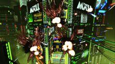 近未来のディストピアで激しい戦闘を繰り広げるタクシーACT『Collateral』のアルファ版がリリース | Game*Spark - 国内・海外ゲーム情報サイト