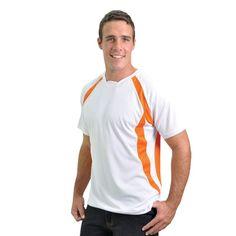 Show details for Vented Panel Sports T-shirt Sport T Shirt, Tank Man, Store, Mens Tops, Shirts, Fashion, Moda, Fashion Styles, Business