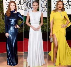 Eric Wilson's Top 10 Best Dressed at the 2016 Golden Globes from InStyle.com