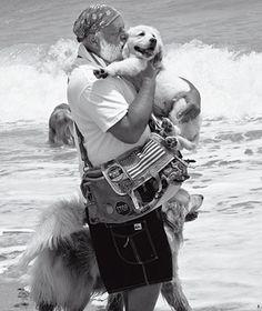 Bruce Weber on South Beach
