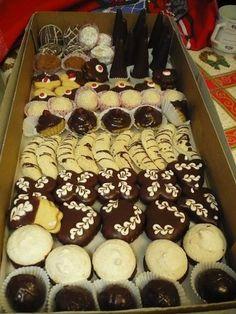 Vianočné zlepované koláčiky • recept • bonvivani.sk