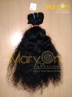 We are among the most renowned organizations engaged in manufacturing and exporting the best-in-class Temple Human Hair. Our offered hair are processed using natural hair sourced from some of the most reputed vendors in the market. Our offered hair are extensively used for manufacturing human hair extensions, wigs and various allied products