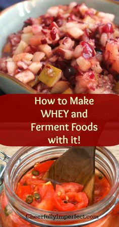 ferment with whey