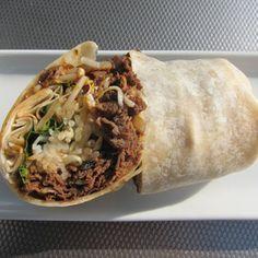 The Pho Burrito @ Komodo is located at 8809 W Pico Blvd., Pico-Robertson area, (310) 246-5153, and 235 Main St., Venice, (310) 255-6742