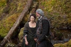 "#Outlander Season 1x05 ""Rent"" #ClaireRandall #ClaireBeauchamp #CaitrionaBalfe #DougalMacKenzie #GrahamMcTavish"