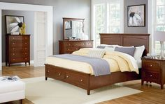 Cooperstown Queen Bedroom Set