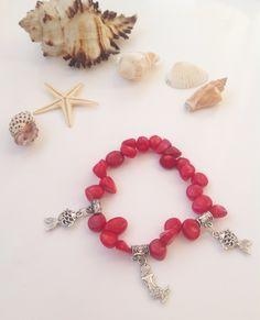 Coral  #jewelry #fashion #coral