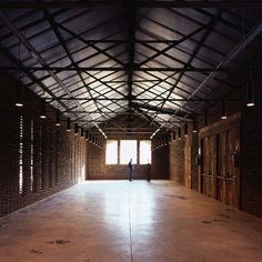 Warehouse 8B by Arturo Franco Office for Architecture I would love to have this space!