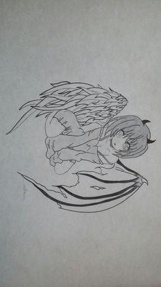 Mi-ange mi-demon