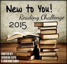 New To You 2015 Reading Challenge