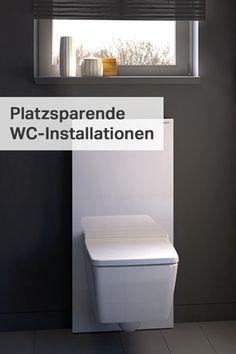 Guest Toilet, Glass Boxes, Next Door, Geberit Monolith, Toilet Paper, Shower, House Styles, Interior, Bathrooms