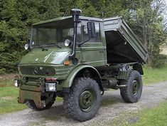 UNIMOG 417 - Mercedes-Benz Forum