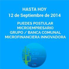 + información ---> www.premiocitialmicroempresario.com #premiociti #citibank #colombia