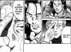 Manga Monster: johan and Dr. Tenma