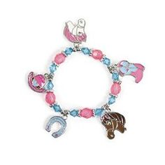 Sheriff Callie's Wild West Party Favors charm bracelet comes 8 to a set and free shipping!