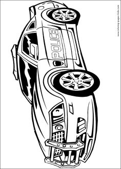 Transformers color page. Cartoon characters coloring pages. Coloring pages for kids. Thousands of free printable coloring pages for kids! Cars Coloring Pages, Online Coloring Pages, Coloring Pages For Boys, Coloring Pages To Print, Coloring Books, Kids Coloring, Desenho Do Hot Wheels, Transformers Coloring Pages, Transformers 4