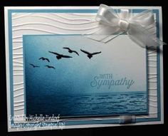 Sending Sympathy – Stampin' Up! Card
