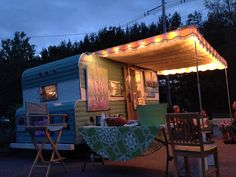 Happy Camper Mobile Art Gallery: Happy Camper in the news