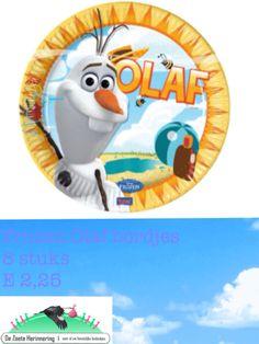 Bord serie Olaf