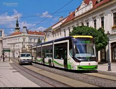 RailPictures.Net Photo: 613 MVK (Miskolc Public Transport Ltd.) Skoda ForCity Classic 26T at Miskolc, Hungary by Sly77