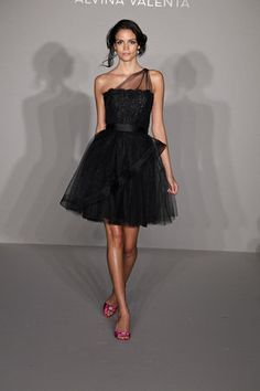 If this were pink, this would be an awesome dress for my.bridesmaids
