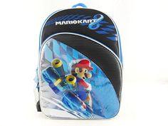 Super Mario Bros Mario Kart 8 Wii U 16 Backpack Nintendo http://www.amazon.com/dp/B00M0LVD4E/ref=cm_sw_r_pi_dp_jtrovb03285QQ