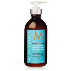 Morracanoil Intense Curl Cream- It works magic on my hair. Took me years to find a hair product that I'm happy with!