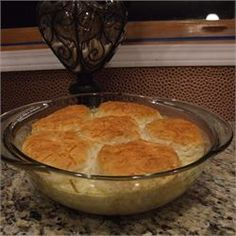 Creamy Dilled Chicken Casserole - Allrecipes.com