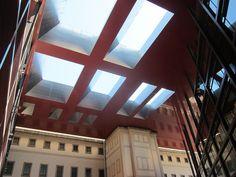 Centro de Arte Reina Sofia, Edificio Nouvel. Madrid