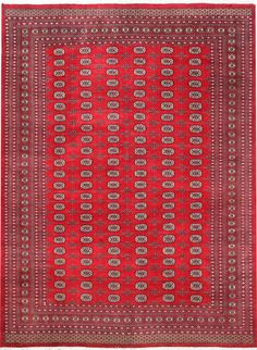 Red Bokhara Carpet/Rug No. 4914  http://www.alrug.com/4914