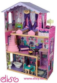 Majestic Mansion DollhouseKidKraft Shop online at DirectToys NZ