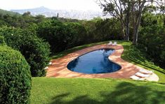Gardens With Cool Swimming Pools - Most Beautiful Gardens