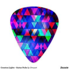 Creation Lights - Guitar Picks