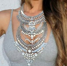 Statement necklace! <3