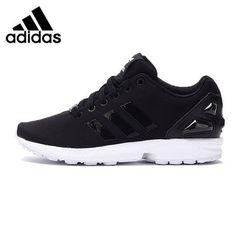 Original New Arrival 2016 Adidas Originals ZX FLUX Women's Skateboarding Shoes Sneakers