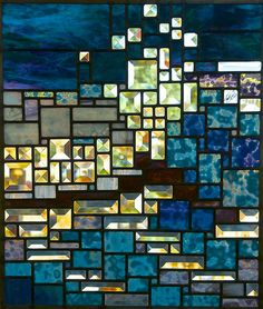 contemporary stained glass - Google Search