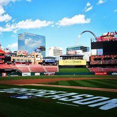 Busch Stadium is ready for October baseball!