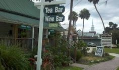Back Porch Garden  Wine & Tea Bar  650 N Citrus Ave  Crystal River, FL   352-564-1500
