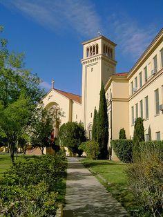 Loretto Academy Chapel and High School, 1300 Hardaway 79903