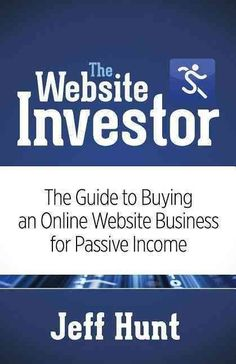 The Website Investor: The Guide to Buying an Online Website Business for Passive Income (Paperback) | Overstock.com Shopping - The Best Deals on General Business ** Look into even more at the picture