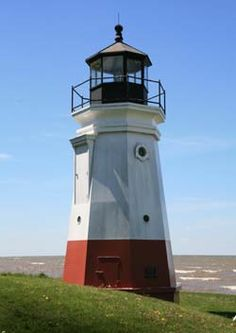 Vermilion Lighthouse
