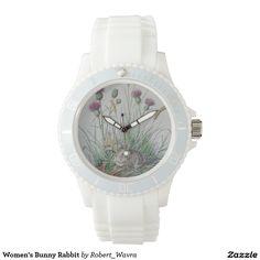 Women's Bunny Rabbit Wrist Watch