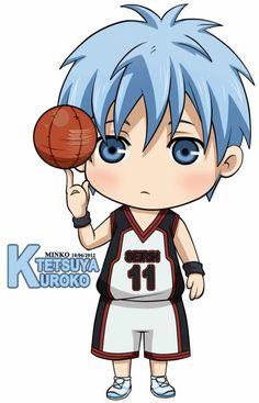 kuroko no basket.. Chibi