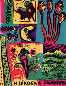 Hervé Di ROSA et Claude GUENARD Herve, Indigenous Art, Claude, Les Oeuvres, Modern Art, Africa, Comic Books, Comics, Painting