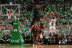 boston celtics | Isaiah Thomas #4 of the Boston Celtics shoots the ball against the ...